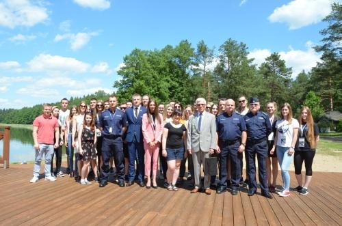 Czytaj więcej: VII Ogólnopolskie Studenckie Warsztaty Kryminalistyczne